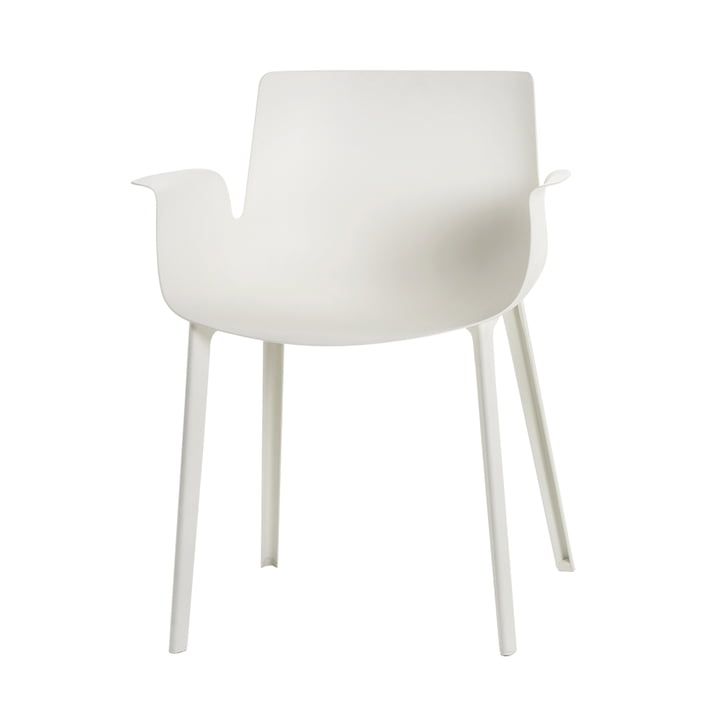 Piuma Chair by Kartell in White