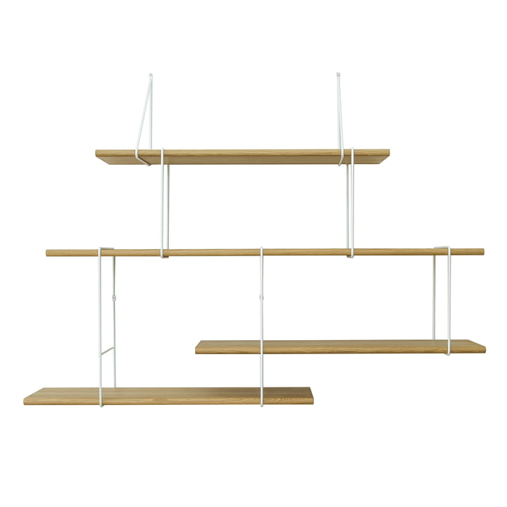 Studio Hausen - Link Setup 2, oak natural / white