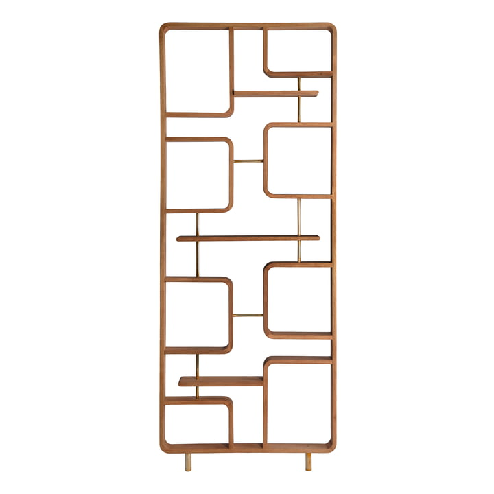 red edition - Claustra Divider, oak