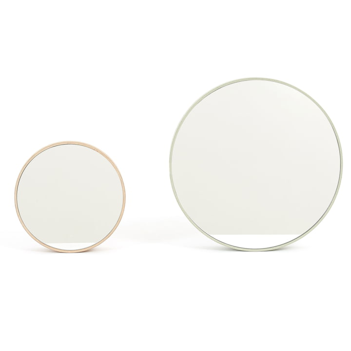 Odilon Mirrors in two Sizes