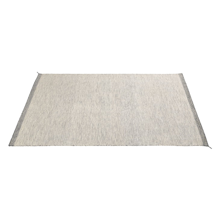 The Ply Rug 200 x 300 cm in white from Muuto