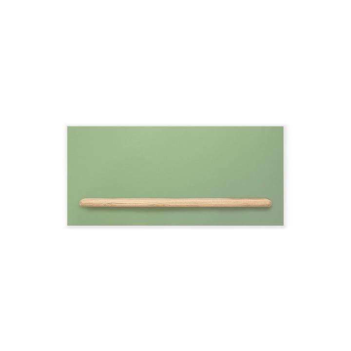 Marcel Module 4 by Hartô in pale green (RAL 6021)