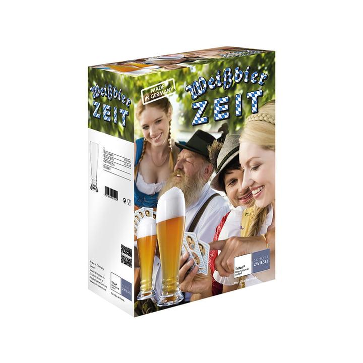 Set of 2 offer: Schott Zwiesel - Bavaria Wheat Beer 0.5 l