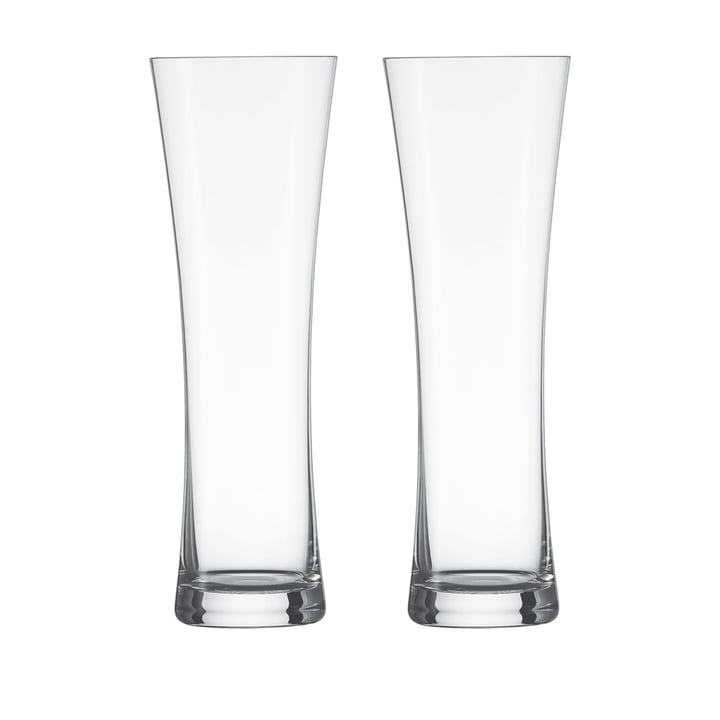Special offer set of 2: Beer Basic Weizen Glass 0,5l from Schott Zwiesel