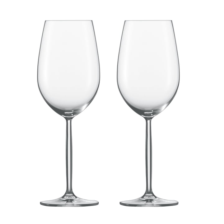 Diva Wine Glass Bordeaux (set of 2) by Schott Zwiesel