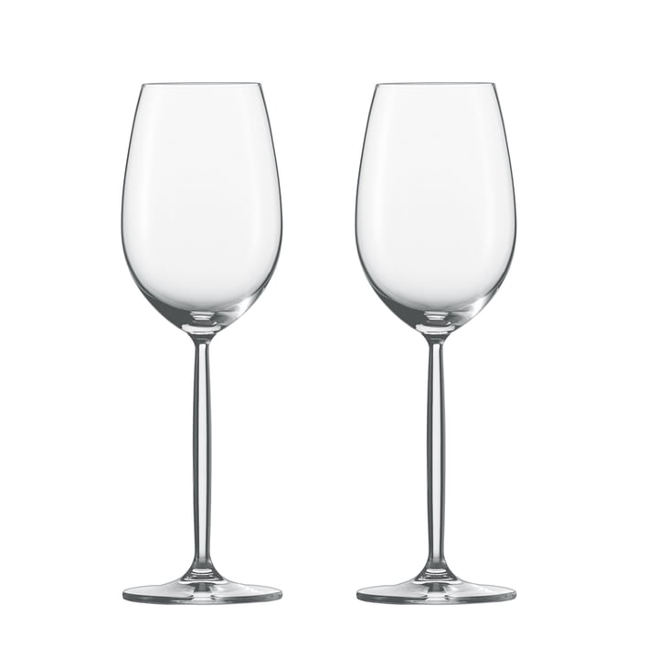 Diva White Wine Glass (set of 2) by Schott Zwiesel
