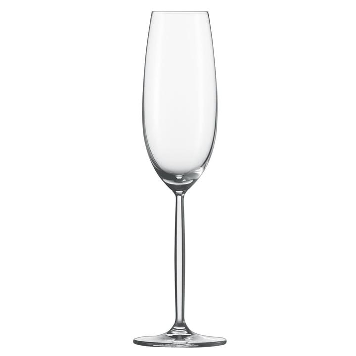 Diva Champagne Glass by Schott Zwiesel