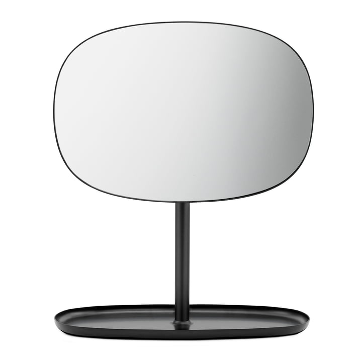 Flip Mirror by Normann Copenhagen in black