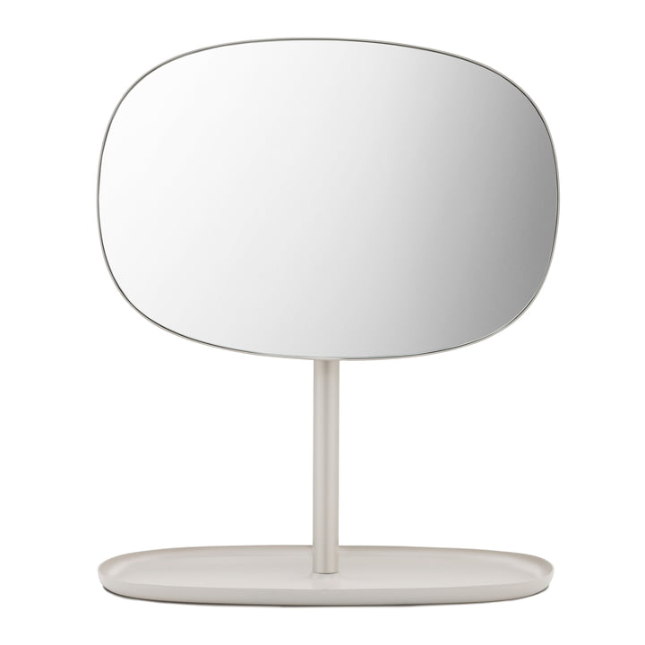 Flip Mirror by Normann Copenhagen in sand