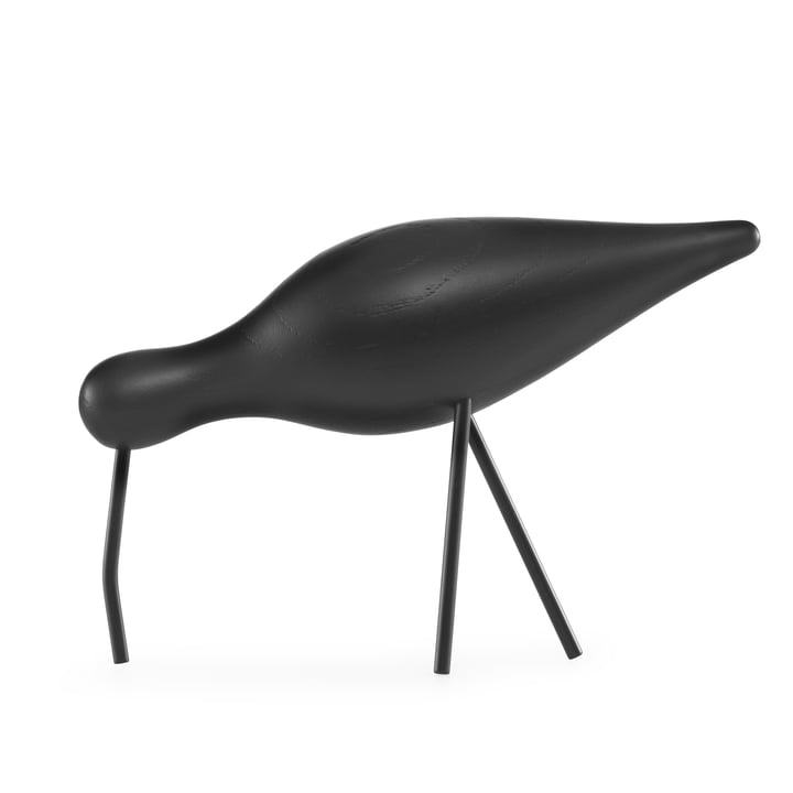 Shorebird Large by Normann Copenhagen in Black