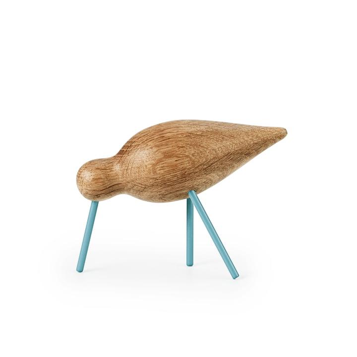 Shorebird Medium by Normann Copenhagen in Sea Blue