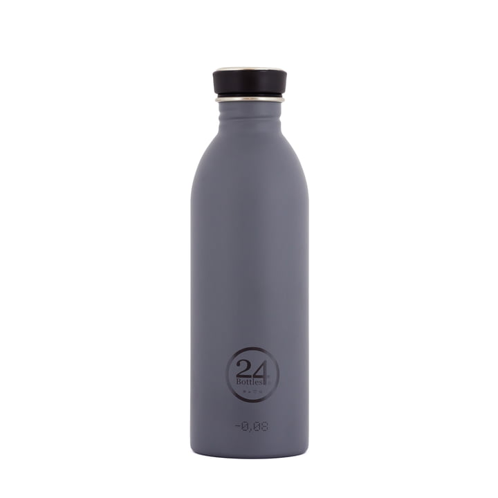 24Bottles - Be urban Be green Edition 0.5 l, formal grey