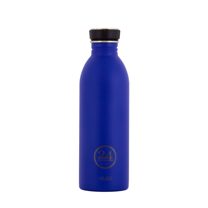 24Bottles - Be urban Be green Edition 0,5 L, gold blue