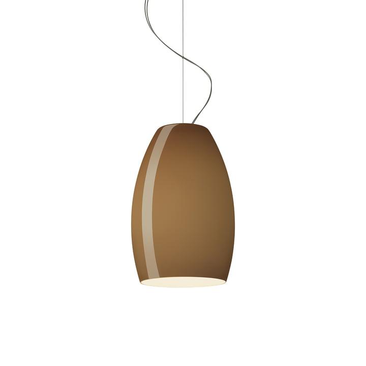 Buds 1 Suspension Light by Foscarini in Marron