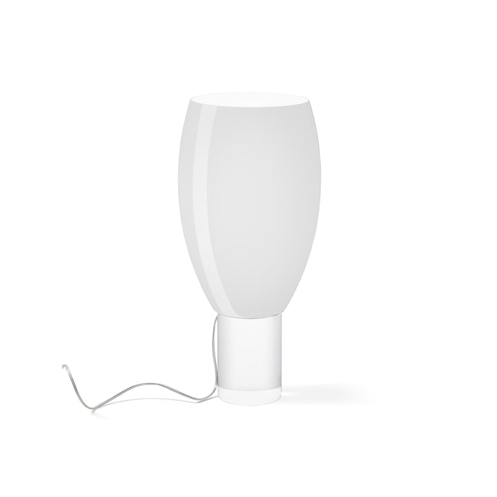 The Foscarini Buds 1 Table Lamp in White
