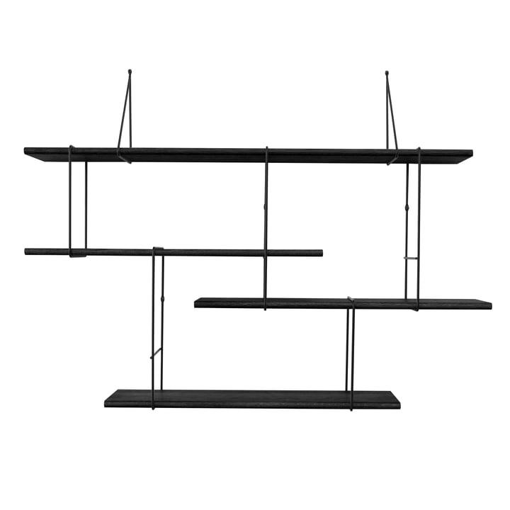Studio Hausen - Link True Black Setup 1, black oak / black