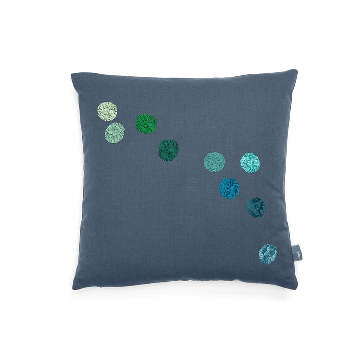 Vitra - Dot Cushion 40 x 40cm, blue grey