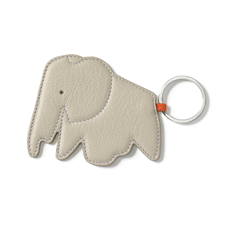 Key ring elephant by Vitra in sand