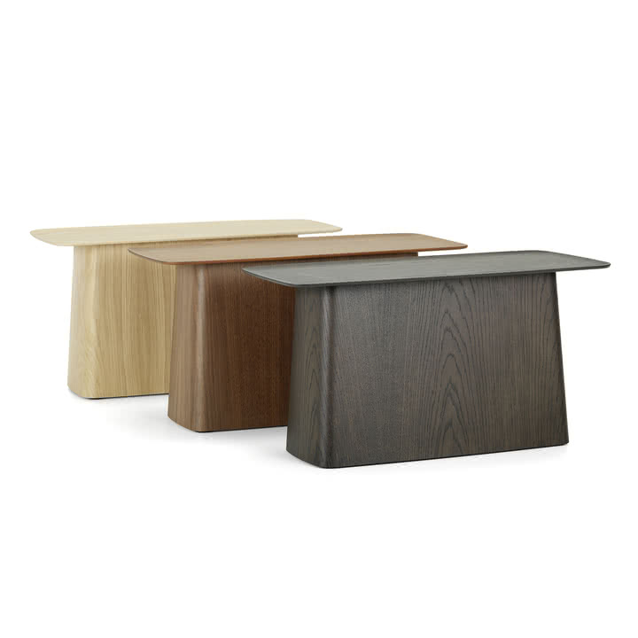 Wooden Side Table by Ronan and Erwan Bourroullec