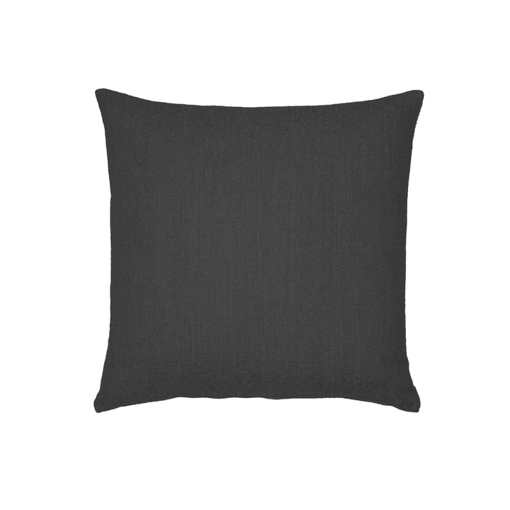 Soft Modular sofa cushions 40 x 40 cm from Vitra in anthracite (Laser 03)