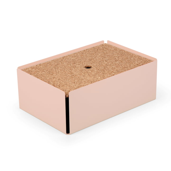 Konstantin Slawinski - Charge Box, beige red/ cork