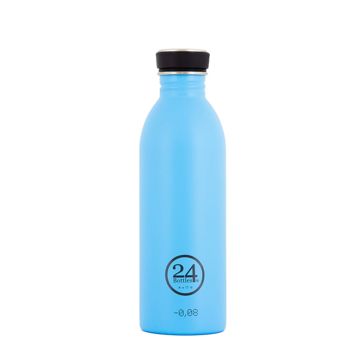 24Bottles - Be urban Be green Edition 0.5 l, lagoon blue