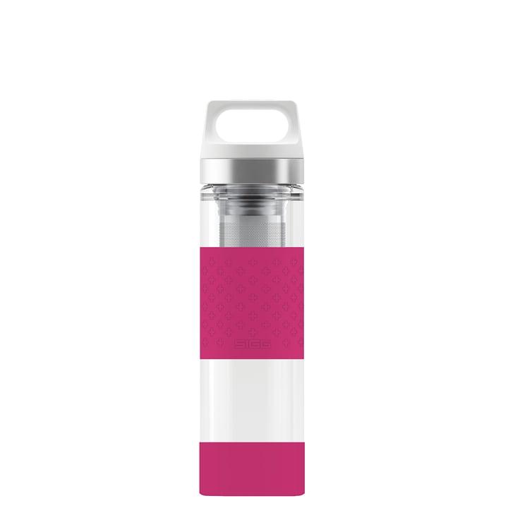 Sigg - Hot & Cold Glass WMB 0.4 l, raspberry