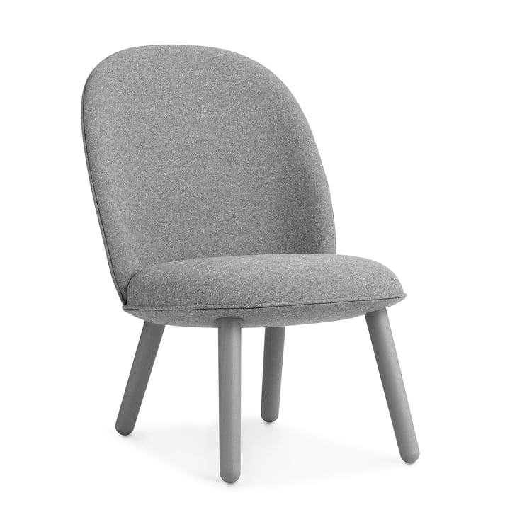 Normann Copenhagen - Ace Lounge Chair Nist, grey