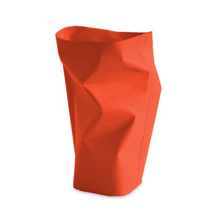 L&Z - Roll-Up Bin L, blood orange
