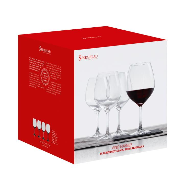 Burgundy Glass Set of 4 from Spiegelau