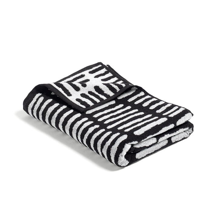 Hay - He She It, He Towel, black / beige