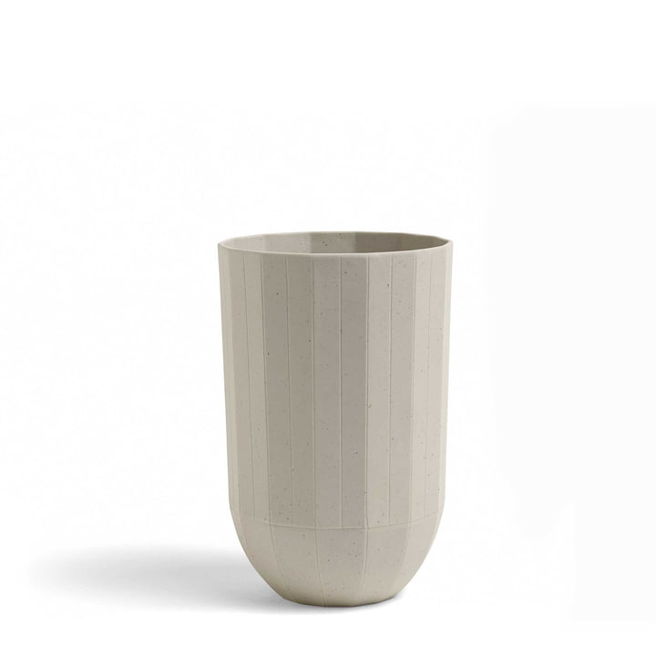 The Hay - Paper Porcelain Vase in M