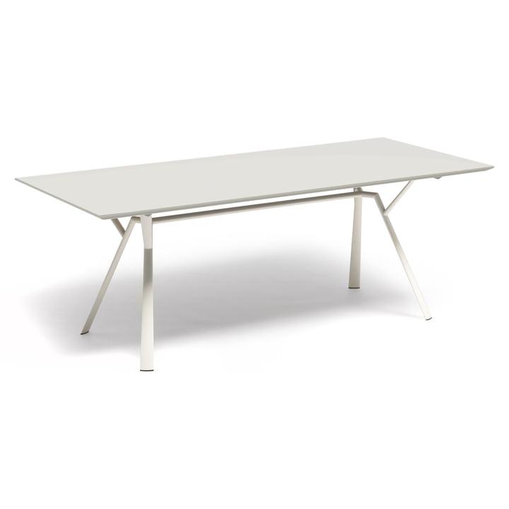 Radice Quadra Dining table 200 x 90 cm, white from Fast