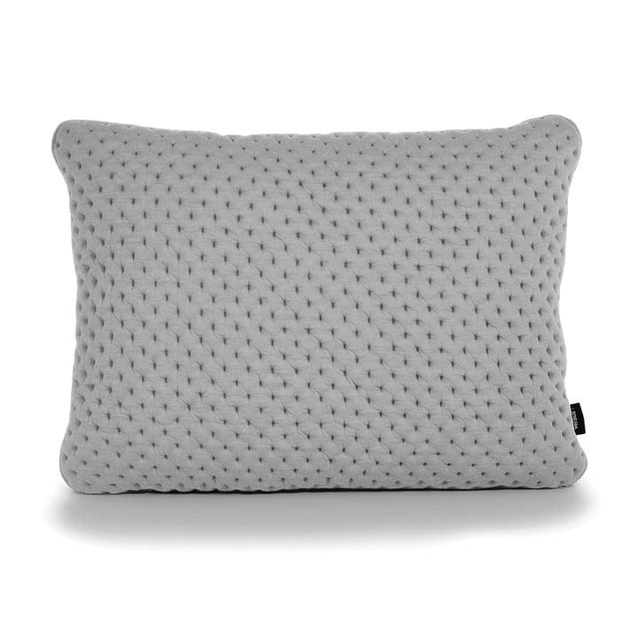 Bouclé Cushion 55 x 45 cm by bruunmunch in Grey
