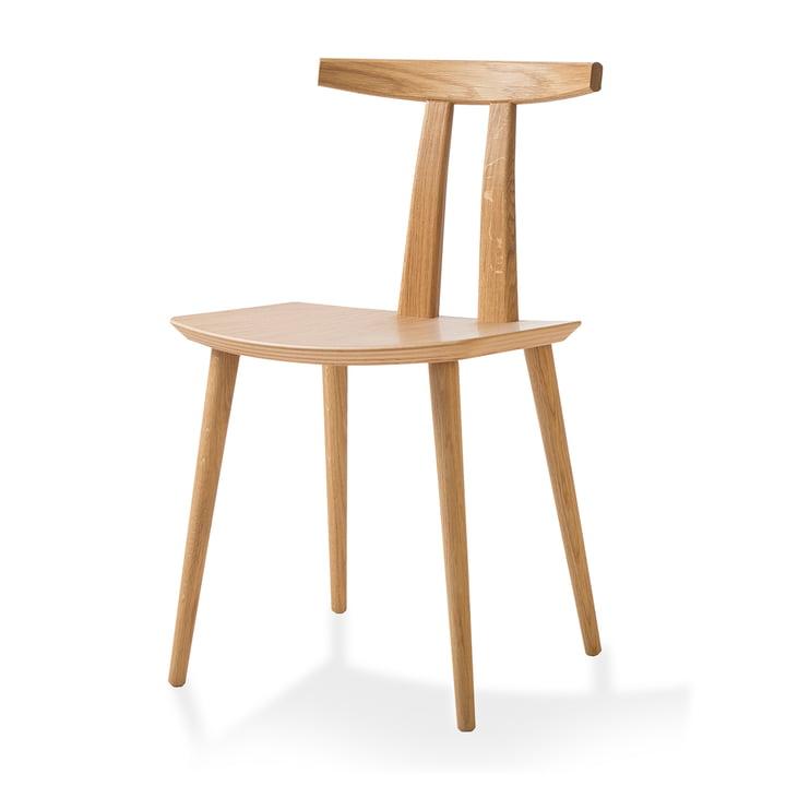 J111 Chair by bruunmunch in oak oiled