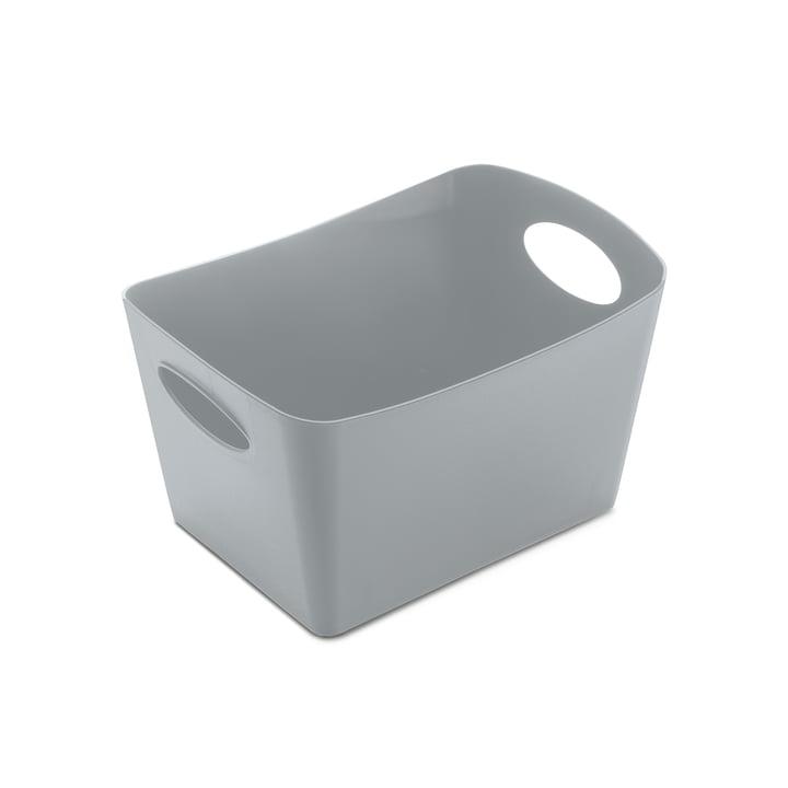 Boxxx S storage box by Koziol in grey