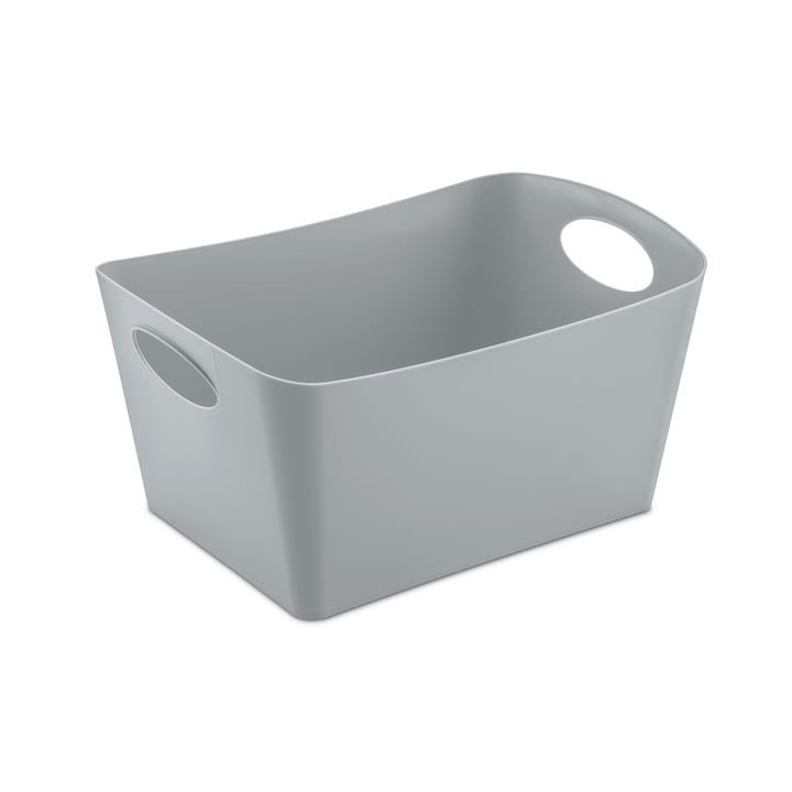 Boxxx M storage box by Koziol in grey