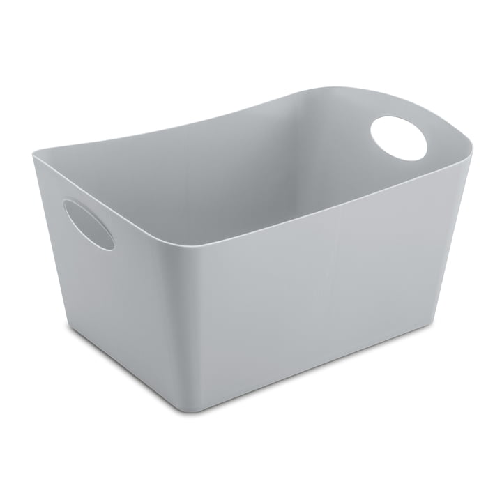 Boxxx L Storage Box by Koziol in grey