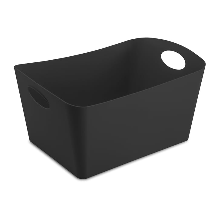 Boxxx L Storage box from Koziol in Black