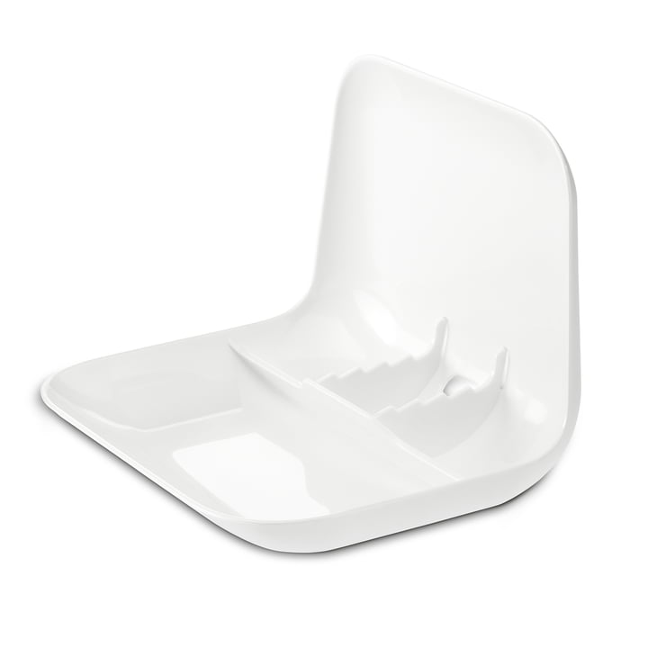 Private Tablet Holder from Koziol in white