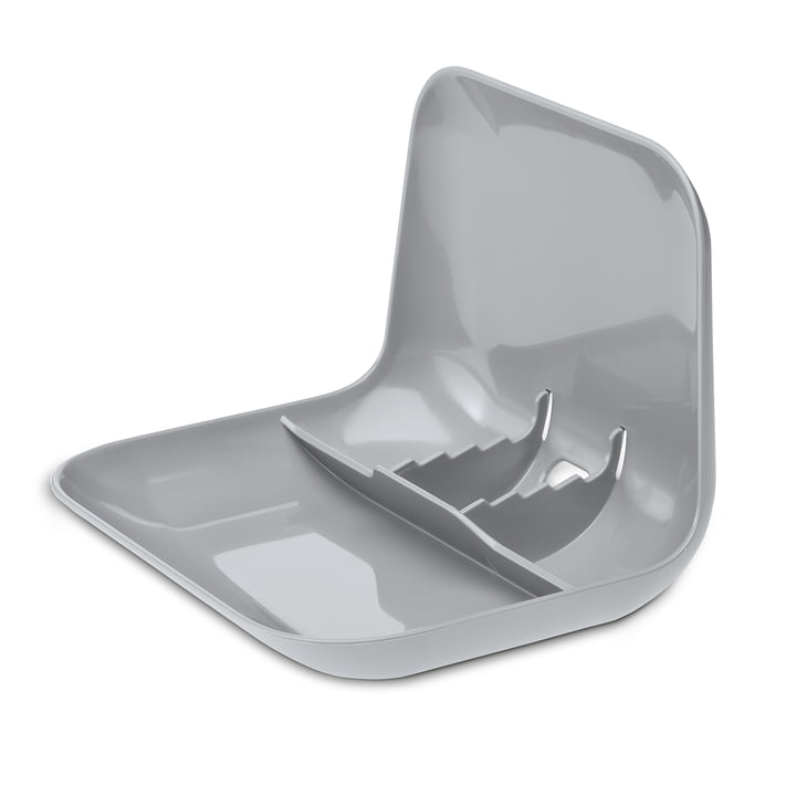 Private Tablet Holder from Koziol in grey