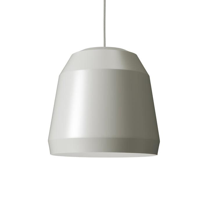 Mingus Pendant Lamp P2 by Fritz Hansen in dusty limestone