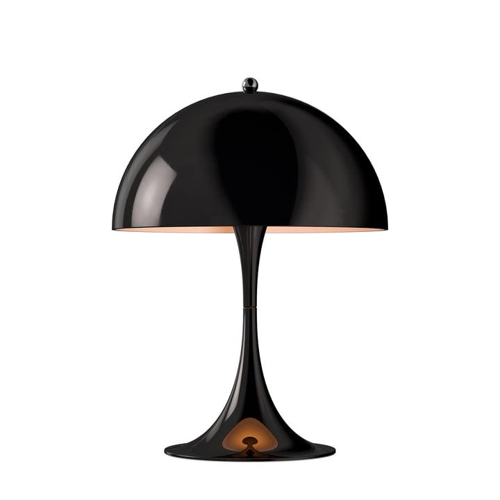 Panthella Mini Table lamp Ø 25 cm from Louis Poulsen in black