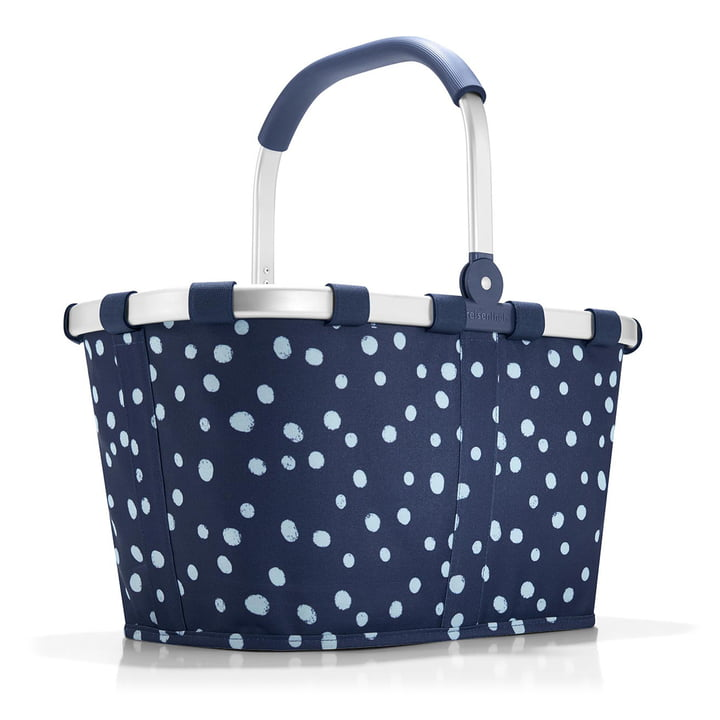 carrybag from reisenthel to spots navy