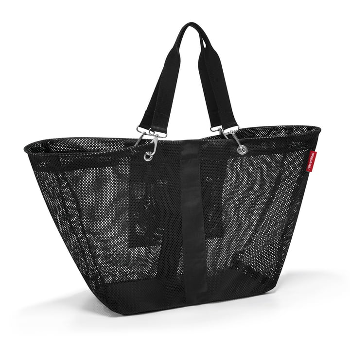 The reisenthel - meshbag XL in black
