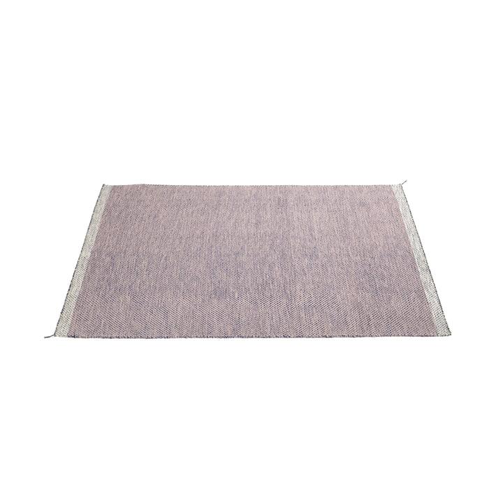 Muuto - Ply rug, 170 x 240, pink