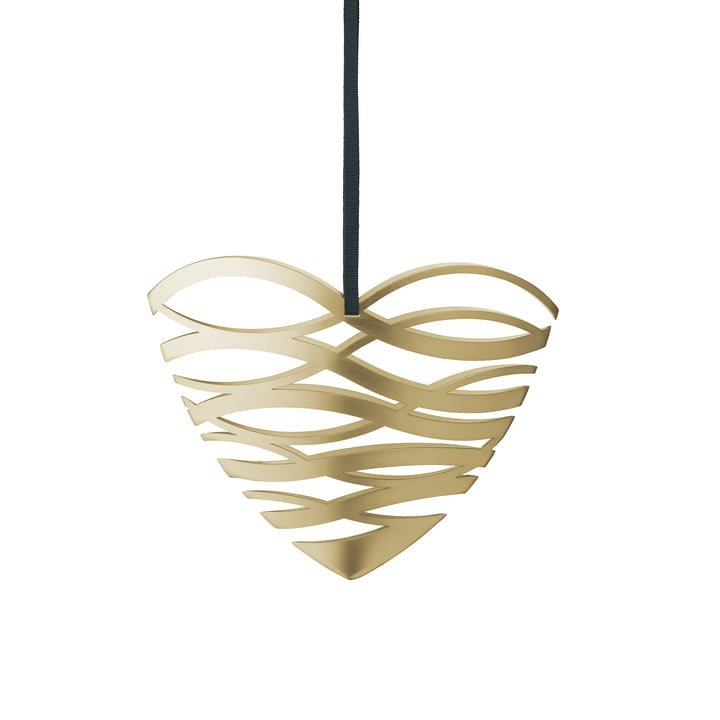 Tangle Ornament Heart by Stelton in Small