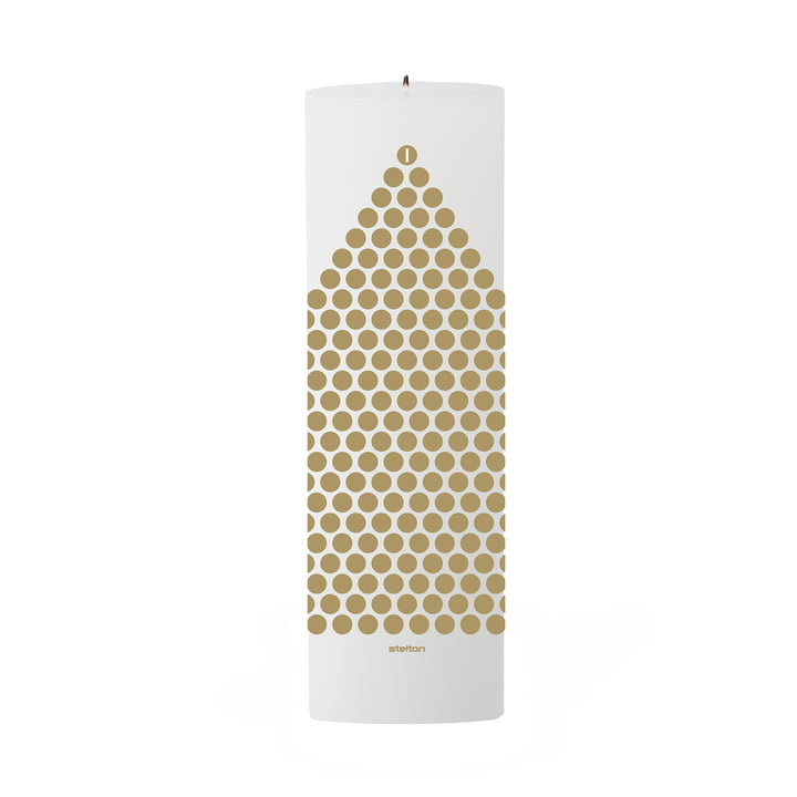 Calendar Candle Dots by Stelton