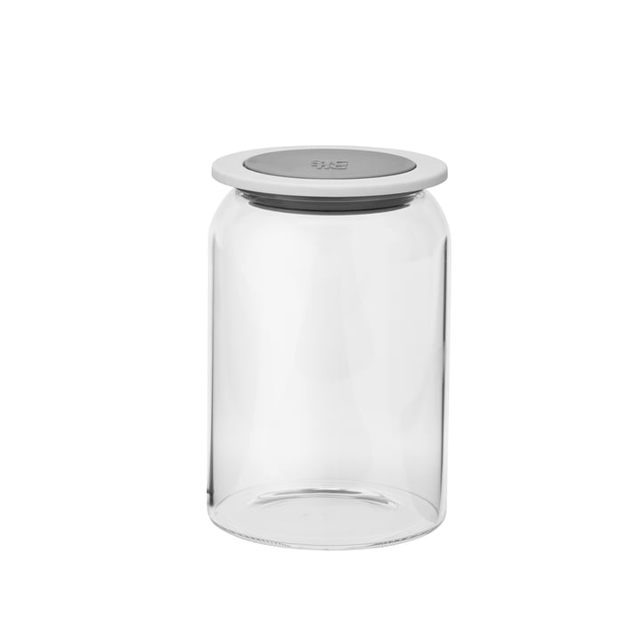 Goodies Storage Jar with Lid 1 l by Rig-Tig by Stelton