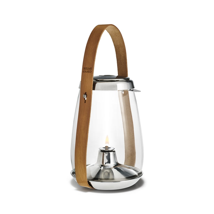 Design with Light Oil Lantern 32.5 cm by Holmegaard